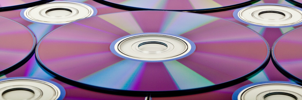 Optical Discs & Drives