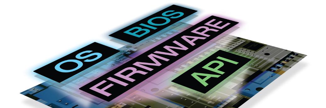 Firmware, BIOS, UEFI &POST