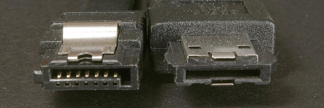 IEEE 1394, Thunderbolt & SATAConnections