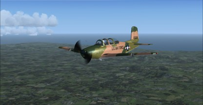 The T-34. Not too bad a model to fly...