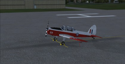 The 'Chippie'. A great wee training craft.